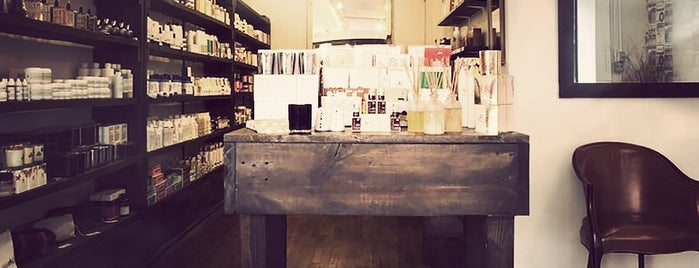 Mio Mia Apothecary is one of NYC BK WilmsBrg.
