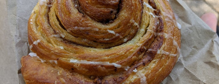 Our Daily Bread is one of Best Cinnamon Rolls in NYC.