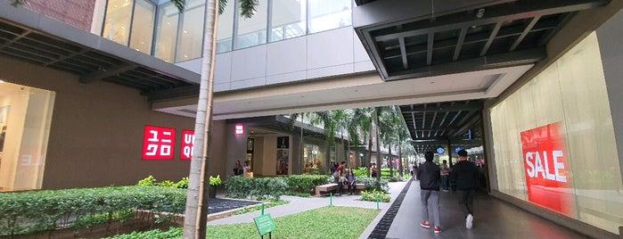 Ayala Malls Vertis North is one of Locais curtidos por Shank.