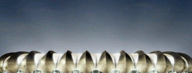 Nelson Mandela Bay Stadium is one of Best football stadiums I've seen a match.