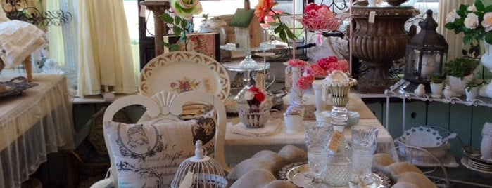Country Roads Antiques is one of OC Shops.
