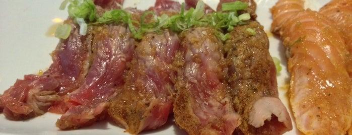 Monster Sushi is one of Posti che sono piaciuti a Sarina.