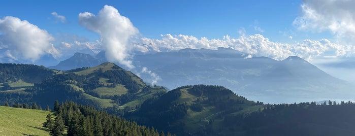 Rigi Kulm is one of Switzerland.
