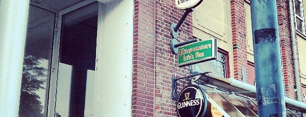 Fritzpatrick's Irish Pub is one of Tempat yang Disukai ChrisTina.