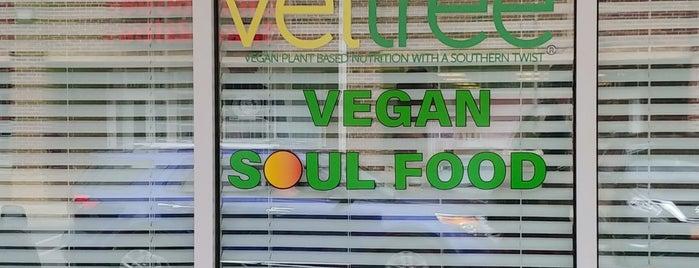 Veltree Vegan Soul Food And Juice Bar is one of Veg Friendly Spots.