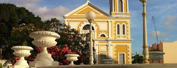 Igreja São Frei Pedro Gonçalves is one of Locais curtidos por Isabelle.