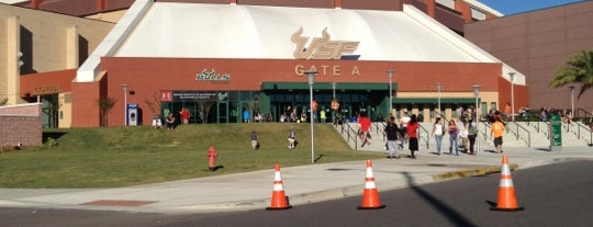 Yuengling Center is one of Sporting Venues~Part 2.