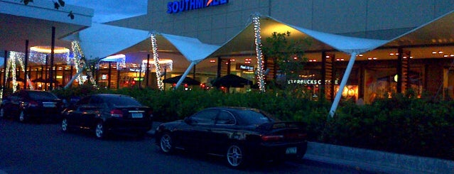 SM Southmall is one of Lugares favoritos de Shank.