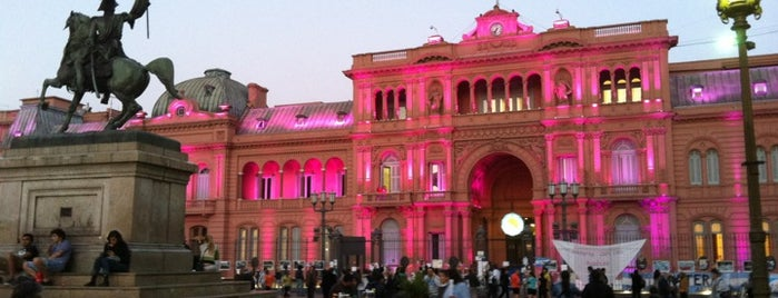 Casa Rosada is one of Buenos Aires - WT.