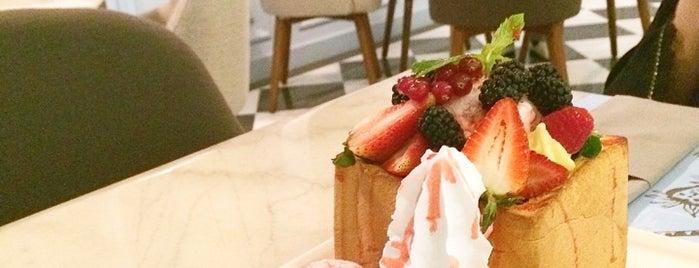 Toastlé Café is one of Dubai Restaurant-U Need 2 GO.