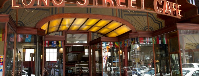 Long Street Café is one of The Mother City.