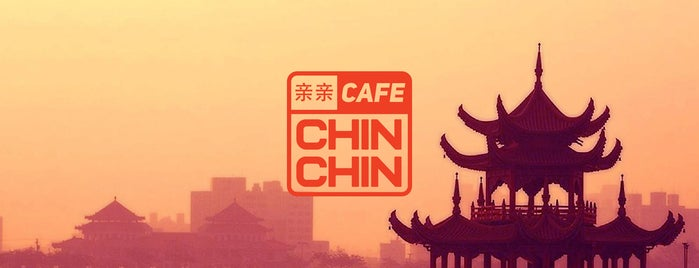 Chin Chin Cafe is one of Locais curtidos por Татьяна.