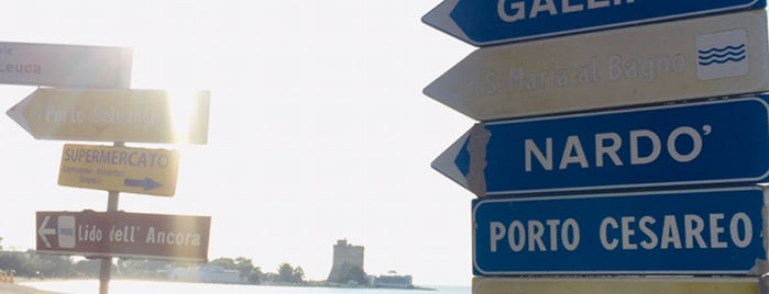 Spiaggia di Sant'Isidoro is one of Gianfranco : понравившиеся места.