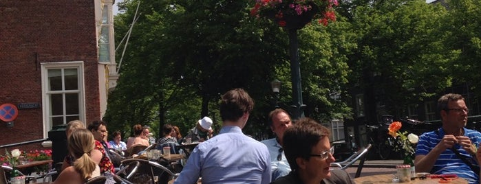 Hooistraat 5 is one of Beste koffietentjes Den Haag.