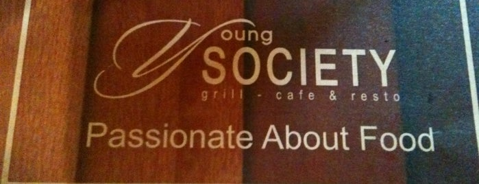 Young Society is one of Dinner @ Jakarta.