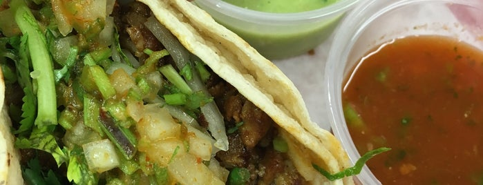 Taqueria El Farolito is one of America's Greatest Taco Spots.