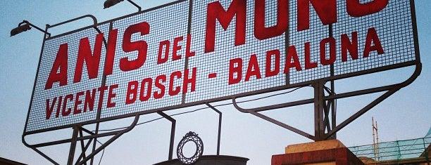 Anís del Mono is one of Badalona.
