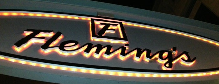 Fleming's Prime Steakhouse & Wine Bar is one of My favoite places in USA.