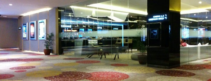 Cinemaxx is one of Jakarta flights.