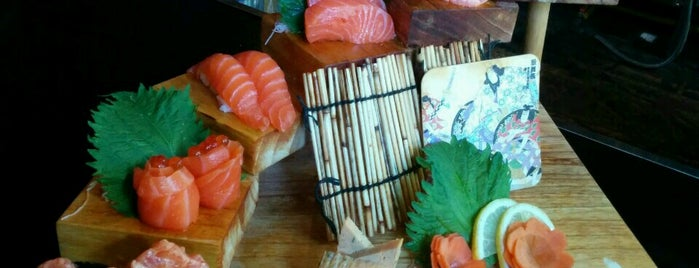 FUKURO Japanese Dining & Sake Bar is one of Indonesia.