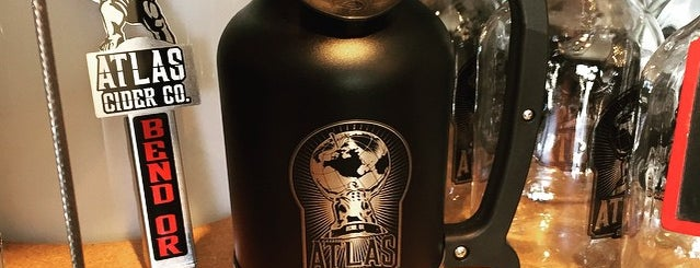 Atlas Cider Co. is one of Northwestern Breweries.