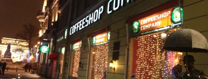 Coffeeshop Company is one of Mariaさんの保存済みスポット.