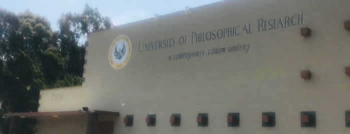 Philosophical Research Society is one of Tempat yang Disimpan Whit.