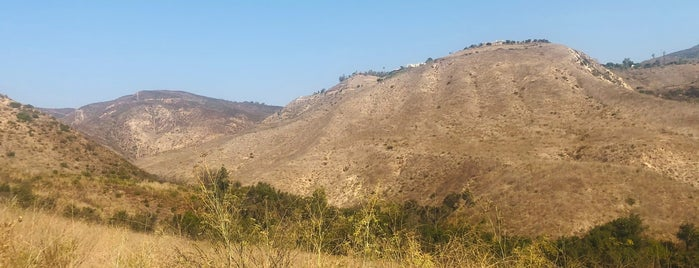 Escondido falls and hike is one of SoCal.