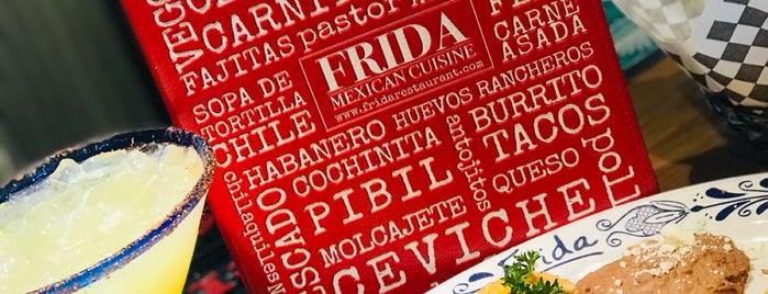 Frida Restaurant is one of Jason : понравившиеся места.