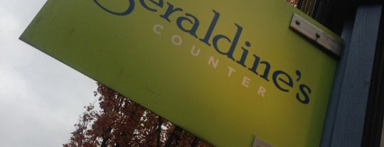 Geraldine's Counter is one of Brunch.