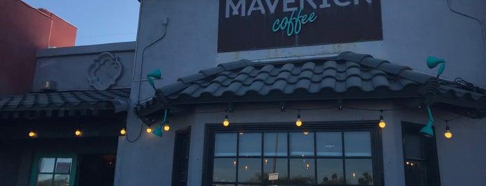 Maverick Coffee is one of nom nom nom.