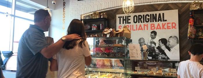 The Sicilian Baker is one of Arizona.