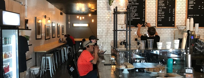 Maverick Coffee is one of Phoenix.