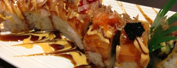 Sushi Oyama is one of Victoria-star's Saved Places.