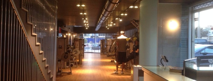 NEWFORM Fitness Club is one of yunus 님이 저장한 장소.