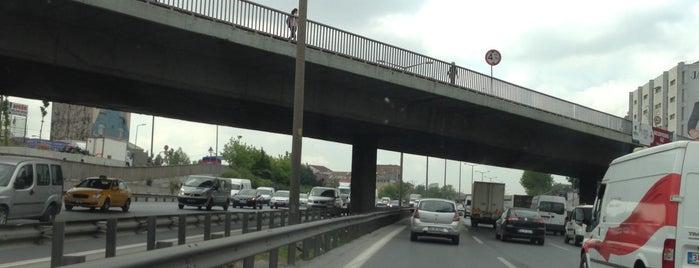 E-6 Atışalanı Köprüsü is one of Locais curtidos por Gökhan.