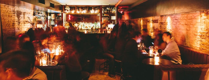 Nitecap is one of The New Yorkers: Happy Hour.