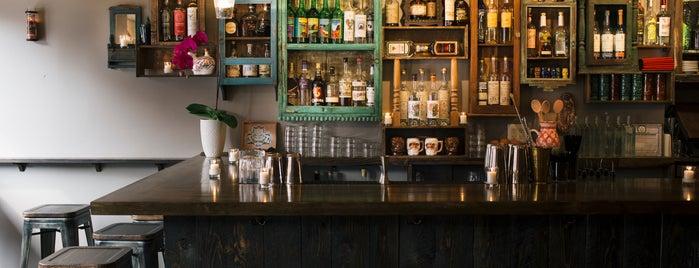 Leyenda is one of Cocktail Magic: NYC.