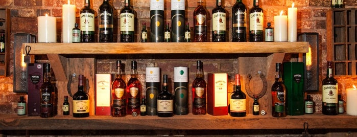The Dead Rabbit is one of Food & Booze in NYC.
