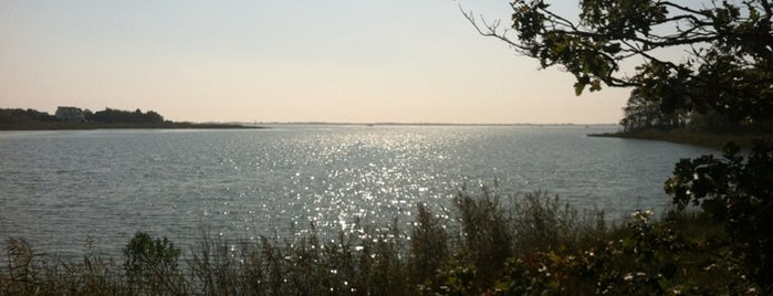 Terrell River County Park is one of Long Island-2.