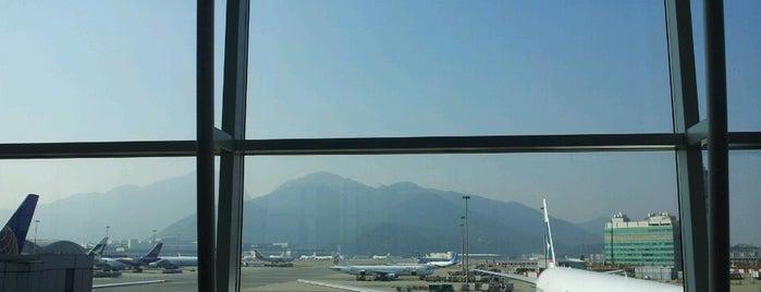 Aeroporto Internazionale di Hong Kong (HKG) is one of Transport Hubs ✈️🚄.