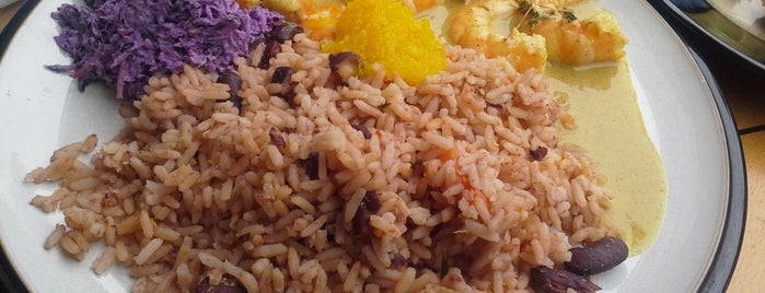 Fish, Wings & Tings is one of Caribbean Food in London.