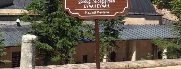 Seyyid Battal Gazi Külliyesi is one of Locais curtidos por Gizem.