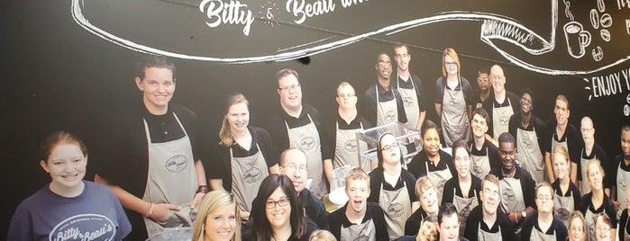 Bitty & Beau's Coffee is one of Charleston, NC.