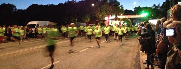 Midnattsloppet 2013 is one of Cristina : понравившиеся места.