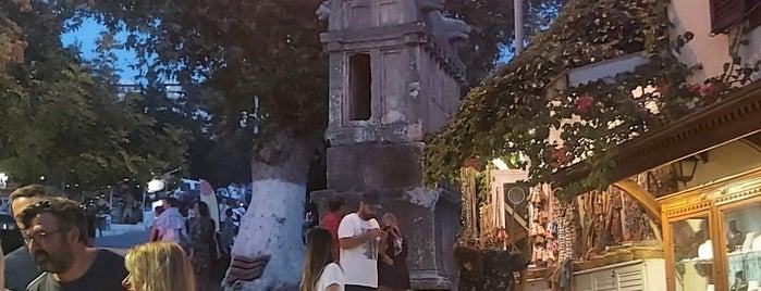 Kral Mezarı is one of Tatil.