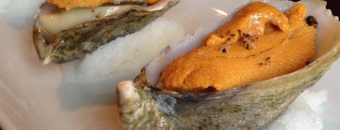 Shunji Japanese Cuisine is one of Jonathan Gold 101 10X.