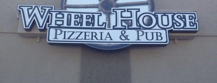 Wheel House Pizzeria & Pub is one of Locais salvos de Miranda.