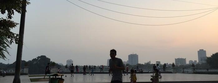 Công Viên Thống Nhất (Reunification Park) is one of Vietnam.