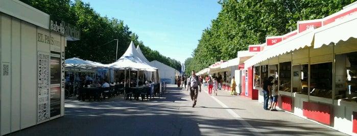 Feria del Libro is one of Orte, die Mym gefallen.